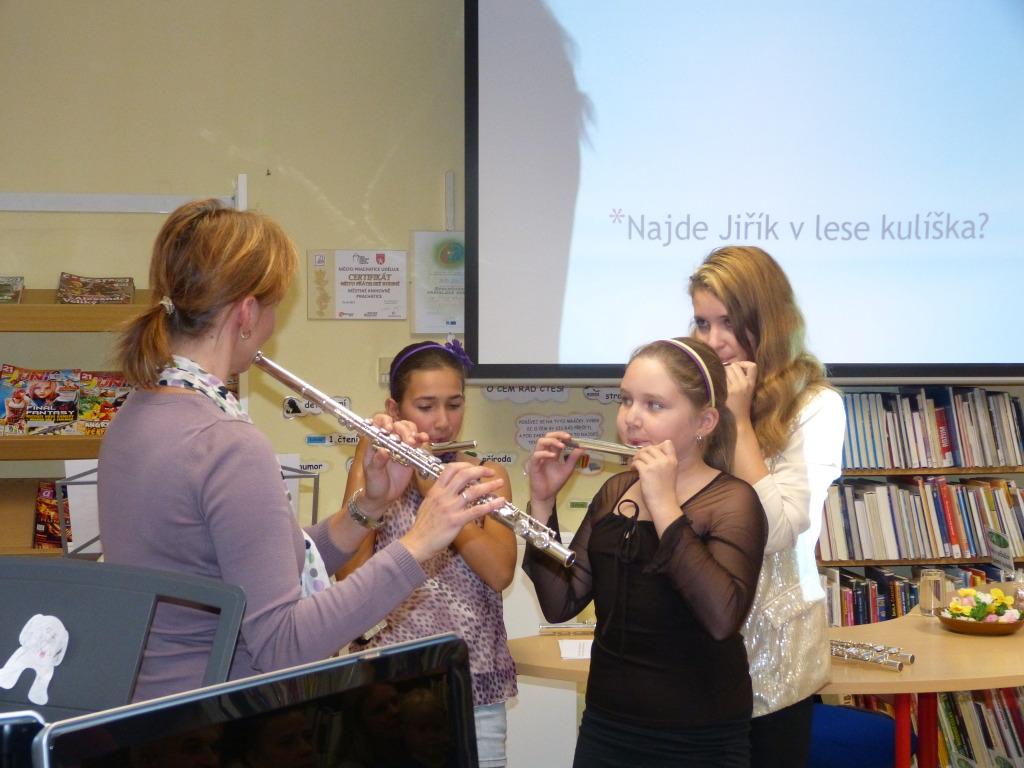 flétničky